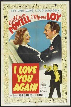 I Love You Again - 1940