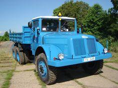 Tatra T111 6x6 S3 Dump Trucks, Cool Trucks, Big Trucks, Vintage Trucks, Old Cars, Motor Car, Cars And Motorcycles, Jeep, Classic Cars