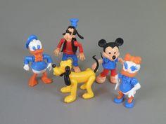 STECKIS: Disney 1981 - Komplettsatz | eBay