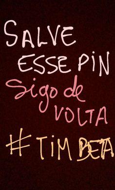 #timbeta #repin #sdv #pin #betalab #tim #betatim #operacaobetalab #betaajudabeta