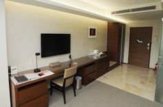 [Convention Hotel Superior Room in High1 Resort] ; Photo sketch in the High 1 Ski Resort in Jungsun, South Korea on June 7th, 2013.