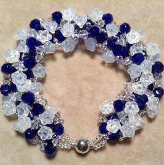 Bouquet Bracelet Tutorial