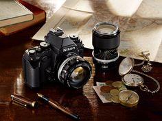 Nikon gaat retro met de stunning full-frame spiegelreflex Df