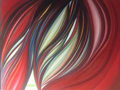 """Pittura Astratta Acrilico su Tela Alta  """" L'Essenziale""""""""di Anna Rita Cacciatore  ( 100x80x3.5 ,olio ) di AriArtStudio su Etsy"""