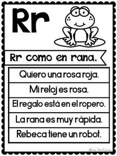 Mi Alfa-Libro {Fluency Reader in Spanish} by Bilingual Scrapbook   Teachers Pay Teachers