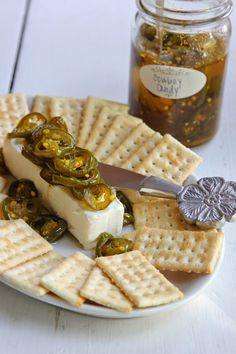Cowboy Candy {carmens kitch} pin NOW and thank me later! This is an easy canning recipe that makes a great appetizer or gift.