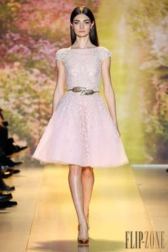 Zuhair Murad - Couture - Official pictures, S/S 2014 - http://www.flip-zone.net/fashion/couture-1/fashion-houses/zuhair-murad-4463