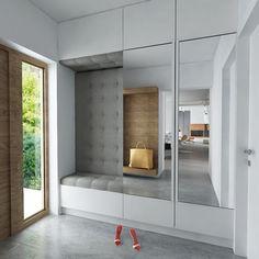 玄関のちょっとした嬉しいデザインアイディア! | Modern Glamour モダン・グラマー NYスタイル。・・BEAUTY CLOSET <美とクローゼットの法則>