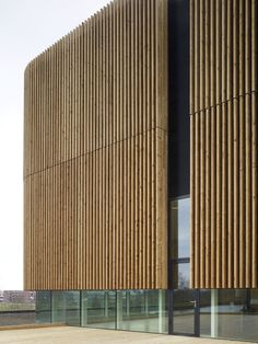 Netherlands Institute of Ecology | Claus en Kaan Architecten; Photo: Christian Richters | Archinect