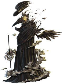 Nostradamus by Doveyyyy.deviantart.com on @DeviantArt