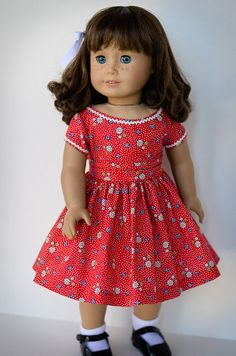 1950's Week Outfit No. 3 by AnnasGirls on Etsy