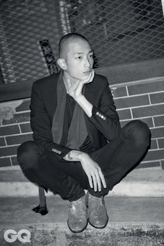 Park Sung Jin by Maeng Min Hwa for GQ Korea Dec 2014