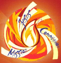 pentecost symbol/swirl