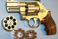 Smith  8-shot .357 Magnum
