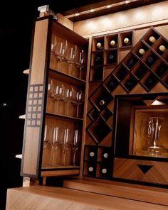 40 Inspirational Home Bar Design Ideas For A Stylish Modern Home ...