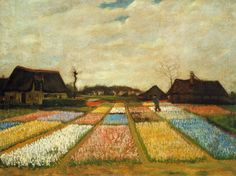 Landscape by Van Gogh (Holland)