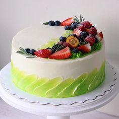 Весенний  #foodbookcake