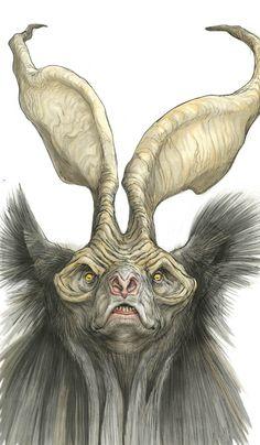 ArtStation - Tales of Amalthea, Terryl Whitlatch Humanoid Creatures, Alien Creatures, Magical Creatures, Fantasy Creatures, Creature Feature, Creature Design, Blade Runner, Monster Hunter, Terryl Whitlatch