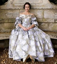 The Young Victoria. Costume design by Sandy Powell.