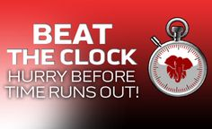 Here is a delicious #BeatTheClock for all you #Ohio goers @KalahariResorts: