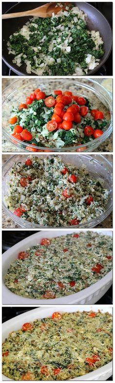 Recipe Best: Mediterranean Quinoa Casserole. I just need to find a substitute for the Greek yogurt.