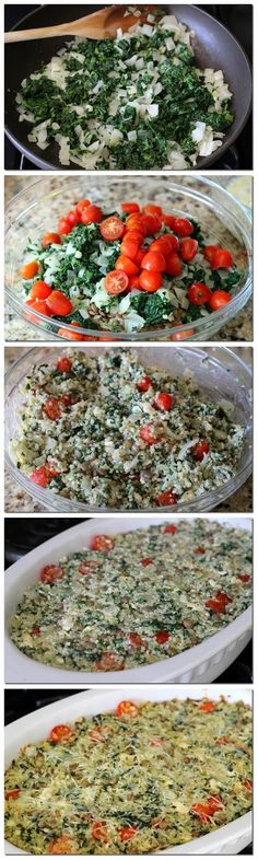 Recipe Best: Mediterranean Quinoa Casserole. I just need to find a substitute for the Greek yogurt.
