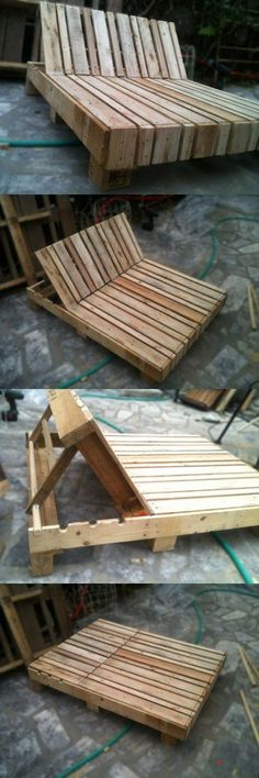 Outdoor Pallet Projects For Diy Furniture Outdoor Pallet
