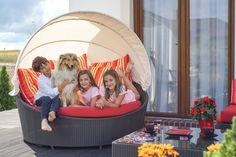 Leżanka Marina Outdoor Furniture, Outdoor Decor, Patio, Bed, Home Decor, Design, Decoration Home, Stream Bed, Room Decor