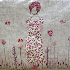 """Embroidery Blessings~""""Hattie's Embroidery Blessings""""~"""
