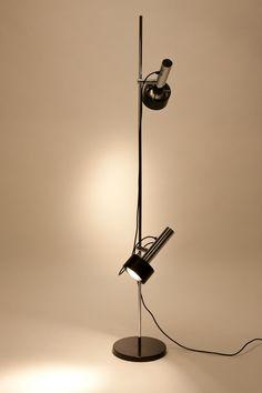 Edi Franz, Spot Lamp, 1970s.