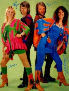 ABBA - classic 1970's group
