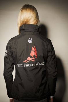 The official Yacht Week jacket! So excited :)