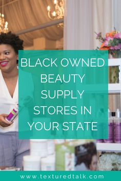 Black-owned business inspiration - Black Owned Beauty Supply Stores by State Black Beauty Supply, Beauty Supply Store, Black Lives Matter Quotes, Black History Books, Black Entrepreneurs, Clean Beauty, Beauty Tips, Best Black, Black Is Beautiful