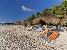 Meksiko- Guatemala-Beliza-kiertomatkan päätteeksi otetaan rennosti Playa del Carmenin rannoilla. #Playadelcarmen