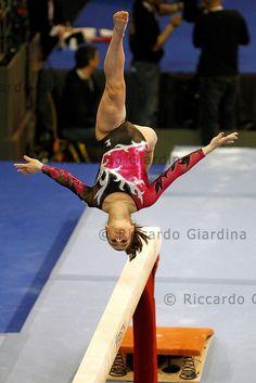Carlotta Ferlito (ITA) #gymnastic