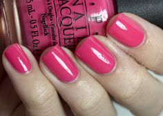 OPI — Suzi's Hungary Again! (Euro Centrale Collection | Spring 2013)