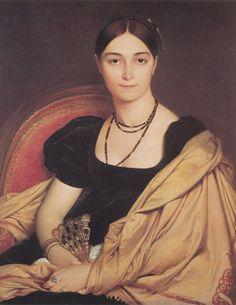 Jean Auguste Dominique Ingres ~ Neoclassicist painter | Tutt'Art@ | Pittura * Scultura * Poesia * Musica |