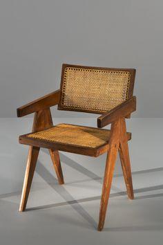 Pierre Jeanneret, Chandigarh, Cabinet Makers, Wood Design, Wood Grain, Armchairs, Furniture, Home Decor, Art