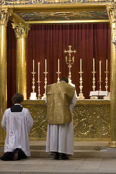 On the Traditional Latin Mass … http://corjesusacratissimum.org/2009/04/towards-god/