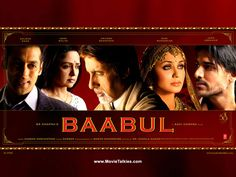 baabul- Amitabh Bachchan Salman Khan John Abraham beautifully told about widows  taboos and second chances