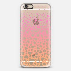 Sunrise Field of Hearts iPhone 6 Case by Organic Saturation | Casetify. Get $10 off using code: 53ZPEA