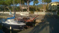 Si organizzano gite in barca alla scoperta delle due isole del lago di Bolsena.
