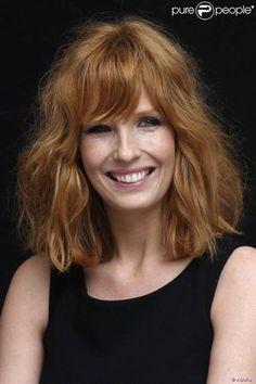Kelly Reilly à la co Kelly Reilly, Brown Hair Tones, Jessica Kelly, Pelo Bob, Beautiful Redhead, Ginger Hair, Hair Dos, Pretty Hairstyles, New Hair