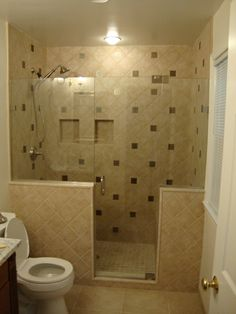 Regaderas peque as on pinterest corner showers small for Small bathroom ideas 5x8