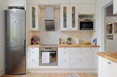 Ikea Kitchen Cabinets White