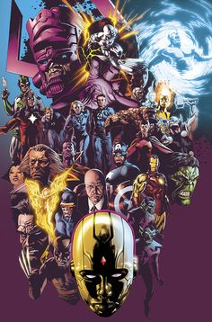 Comic Preview - Marvel's CATACLYSM #0.1 - GeekMundo