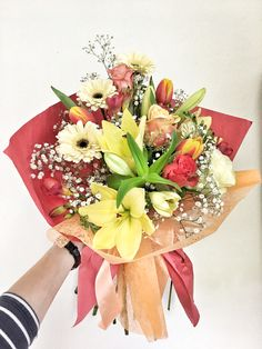 flower bouquet - virágcsokor