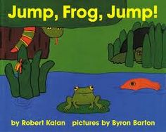 frogs jump and measure activity  How to draw frog