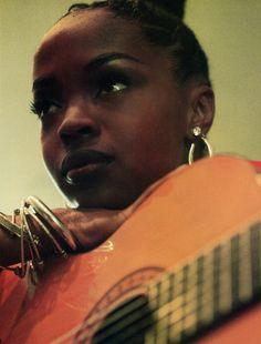 Lauryn Hill ❤️ God damn