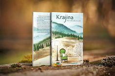 Kniha Krajina - ako vnútri, tak i navonok / Luxius - SAShE. My Books